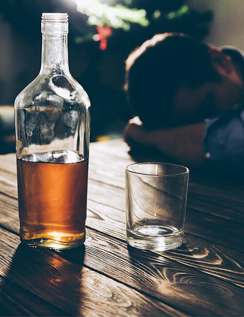 Alxohol addiction program
