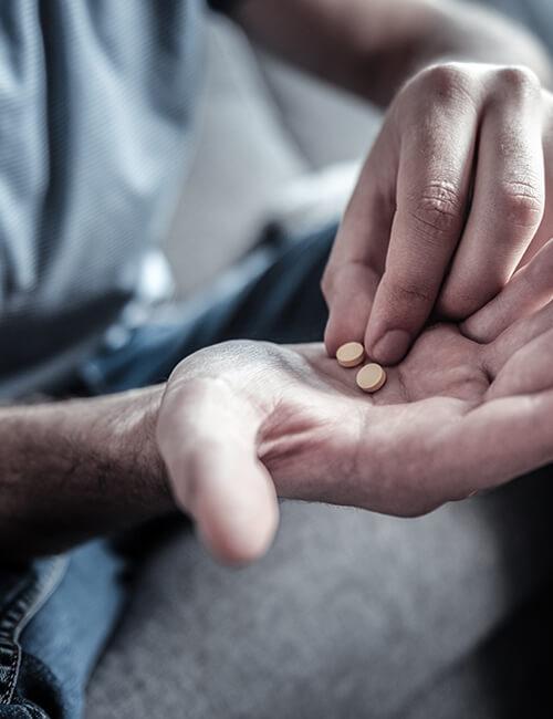 Benzodiazepines addiction program