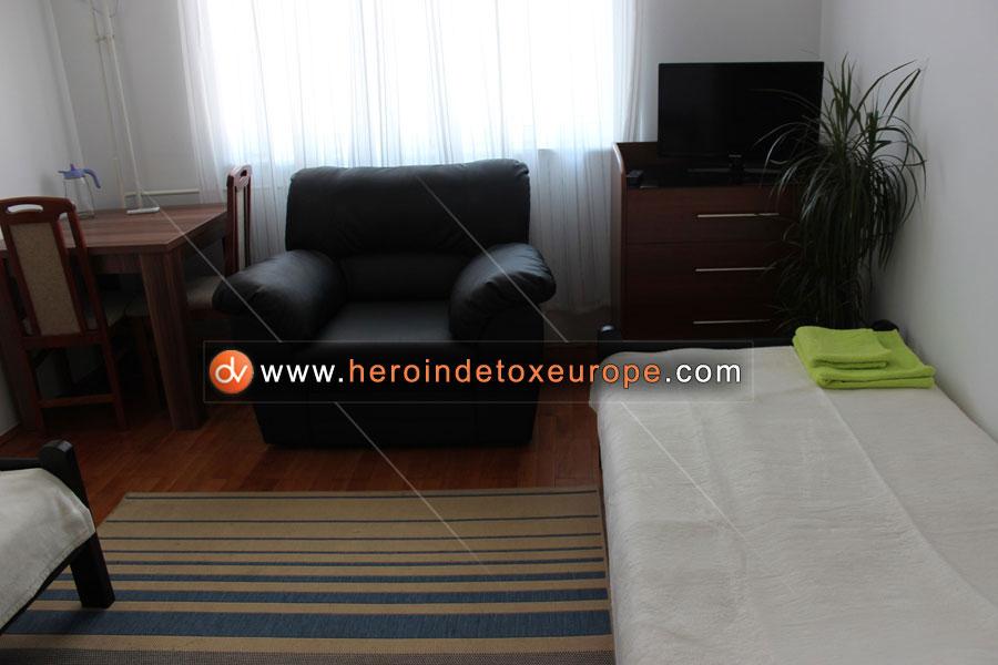 Rahat iki ve üç yataklı odalar