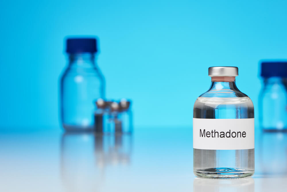 Methadone withdrawal effects