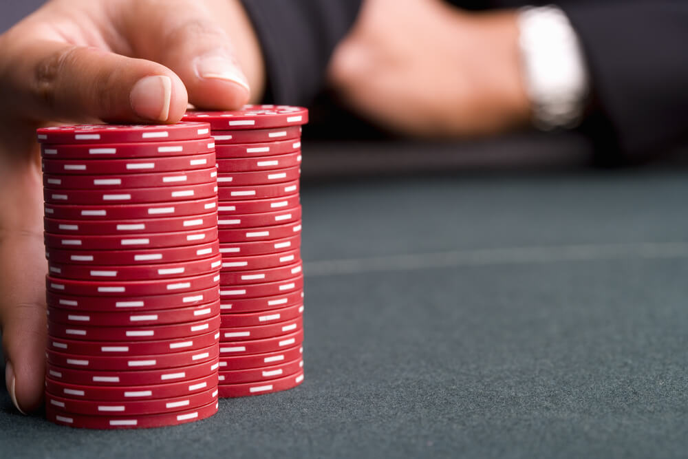 Treatment for gambling disorder